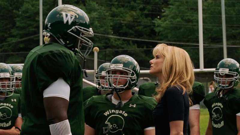 نقطه کور - The Blind Side