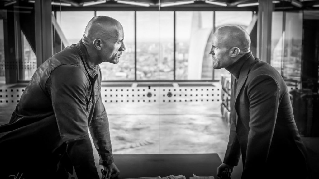 فیلم hobbs and shaw