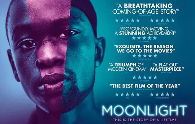 Moonlight 2016 Academy Award-winning film
