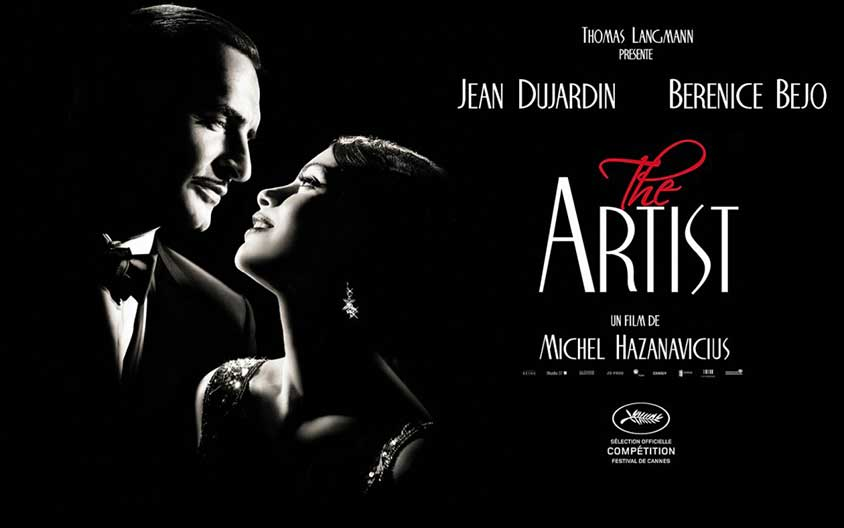 The Artist 2011 Academy Award-winning film