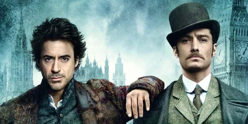 فیلم شرلوک هلمز 3