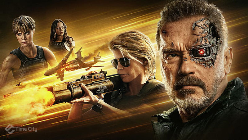 Terminator 6 - Action movie