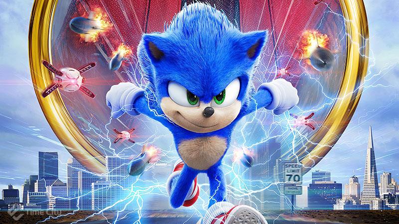 Sonic the hedgehog 2020 movie