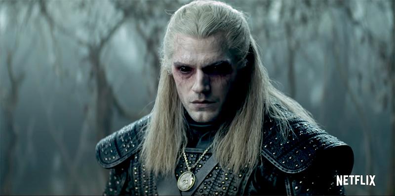 دانلود دوبله فارسی سریال ویچر The Witcher فصل اول