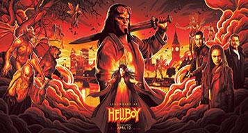 تاریخ اکران فیلم پسر جهنمی 3
