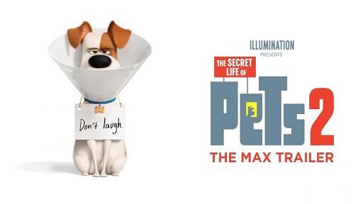 تاریخ اکران انیمیشن The Secret Life of Pets 2
