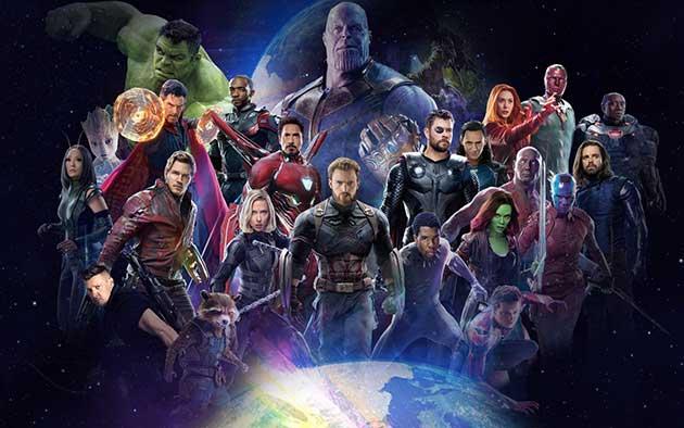 فیلم انتقام جویان (Avengers: Infinity War )
