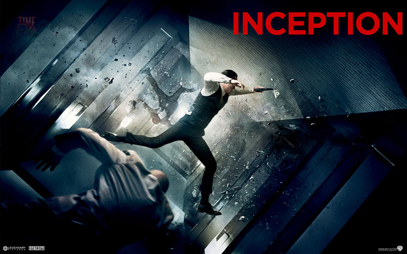 incepiton movie suggest
