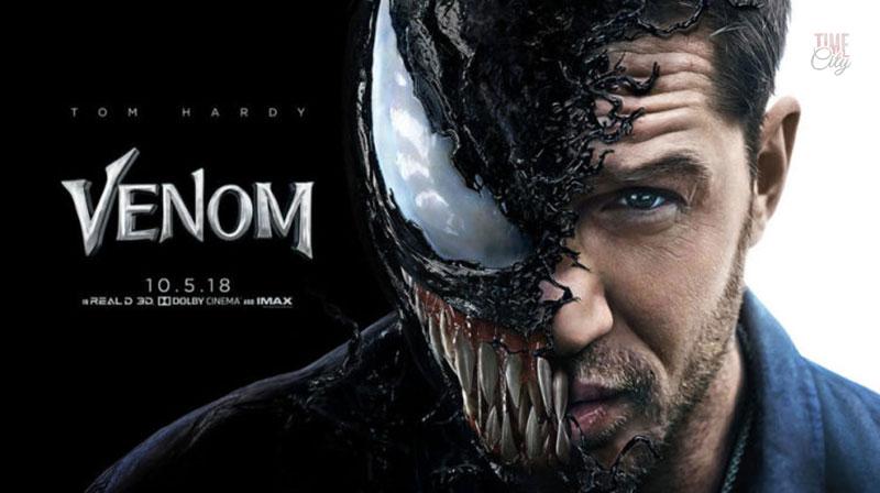 Venom movie 2018