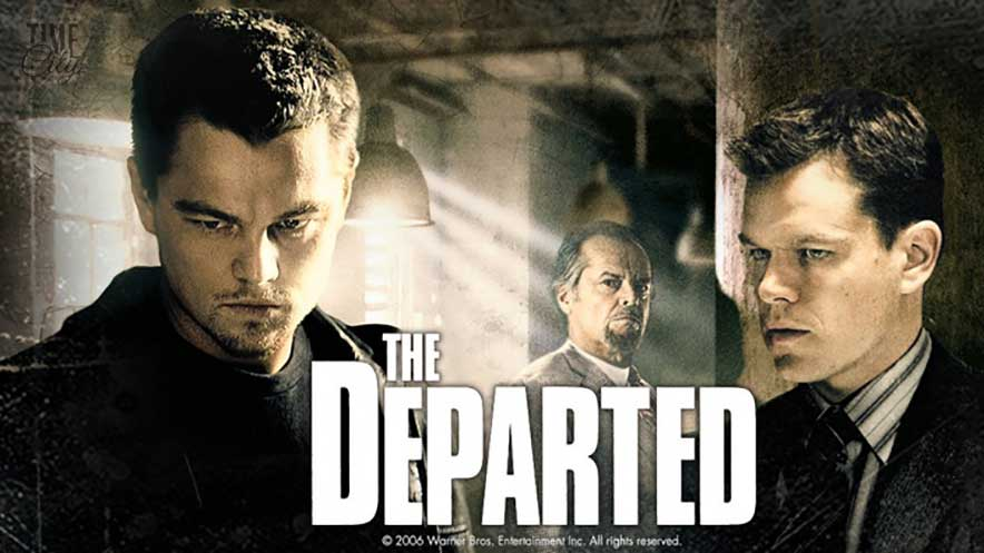 The Departed movie 2006 Academy Award-winning film