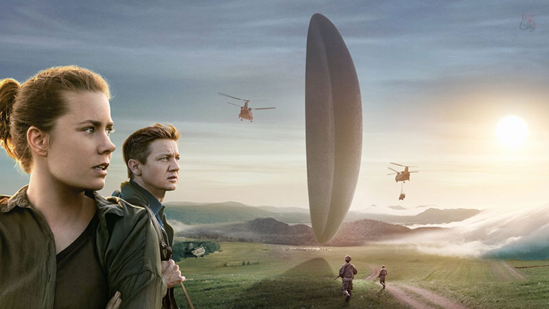 Arrival movie suggest