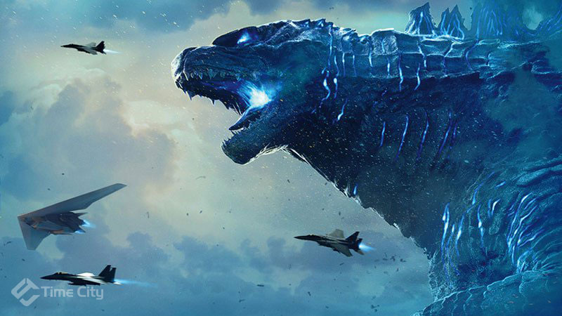 Godzila King of the monsters