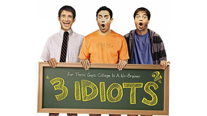 3 احمق – 3Idiots