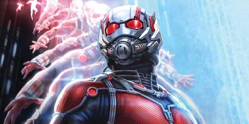 Ant-Man مرد مورچه ای
