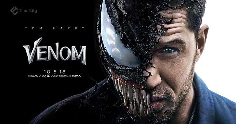 بهترین فیلم های 2018 - Venom
