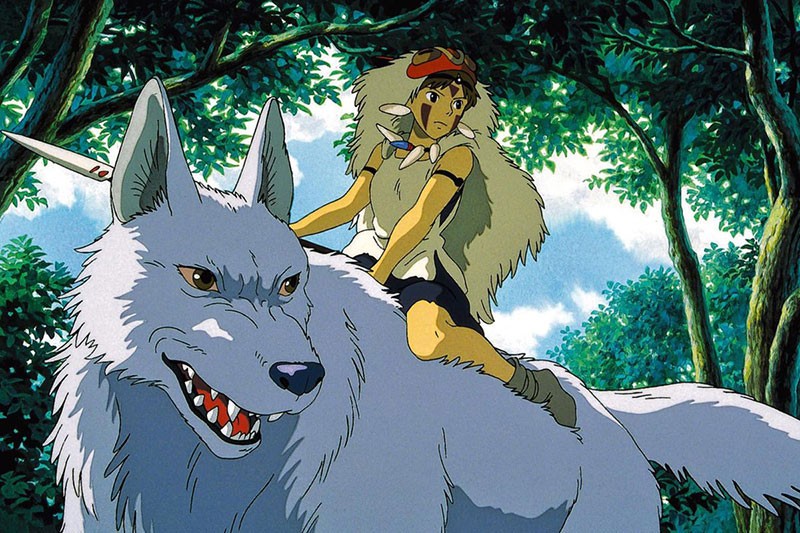 شاهزاده مونونوکه - Princess Mononoke