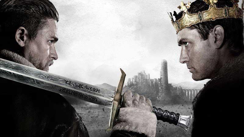 شاه آرتور - King Arthur