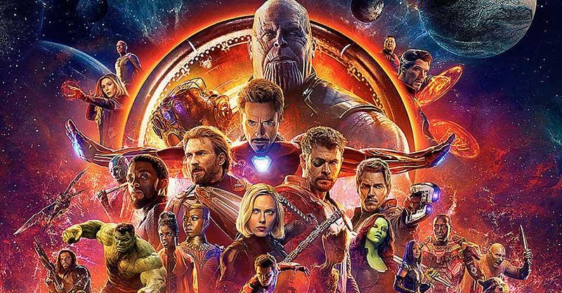 Avengers: Infinity War انتقام جویان