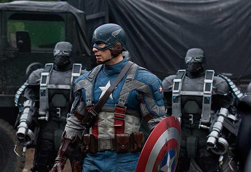 فیلم کاپیتان آمریکایی Captain America