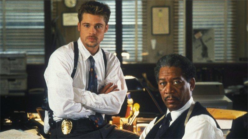 Brad Pitt Se7en