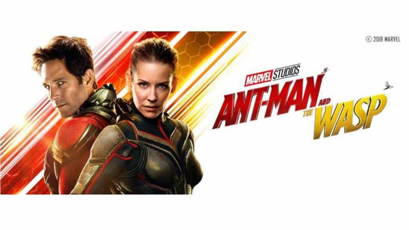 Ant-Man and the Wasp مرد مورچه ای و زنبورک