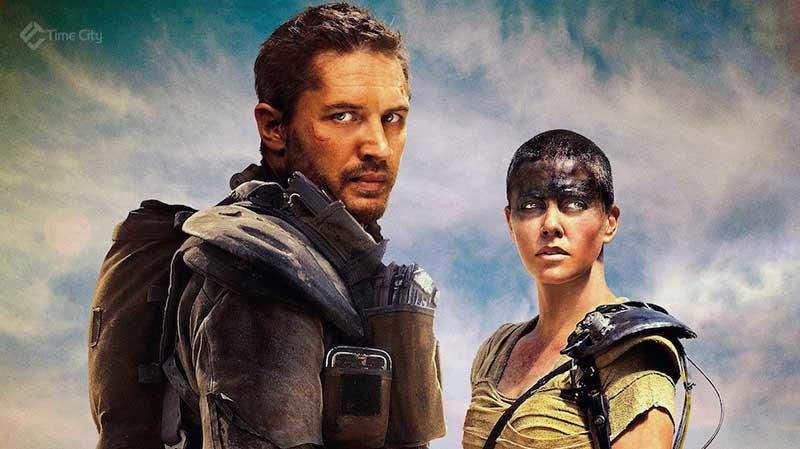 بهترین فیلم های اکشن - Mad Max
