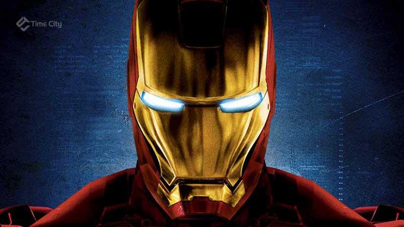 بهترین فیلم های اکشن - Iron man