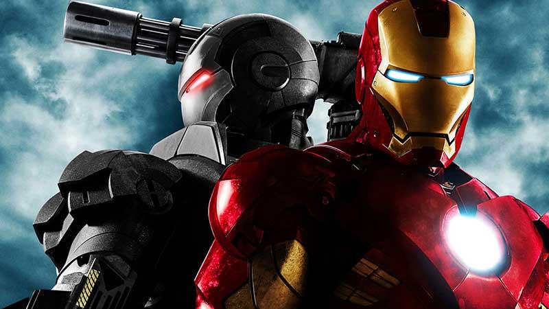 مرد آهنی 2 iron man 2