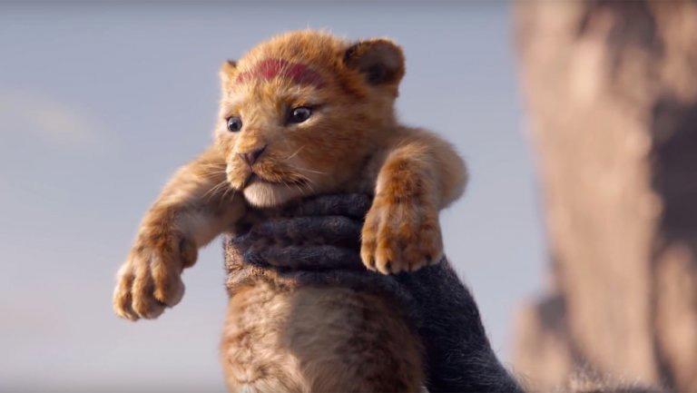 Simba Lion King 2019