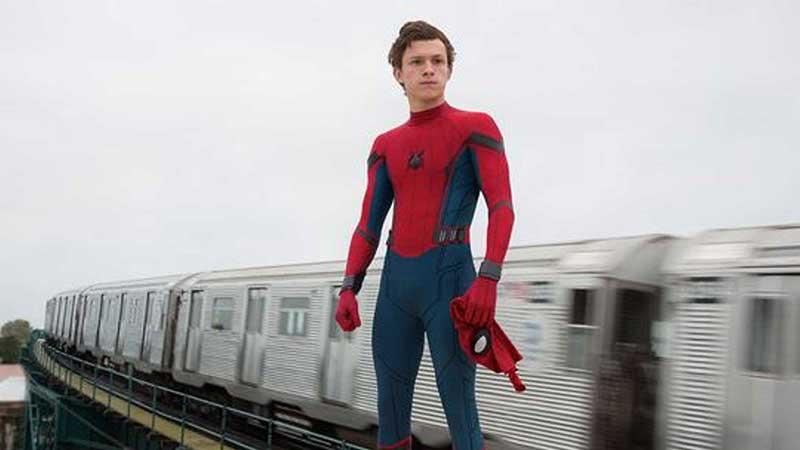 Spider man: Homecoming مرد عنکبوتی