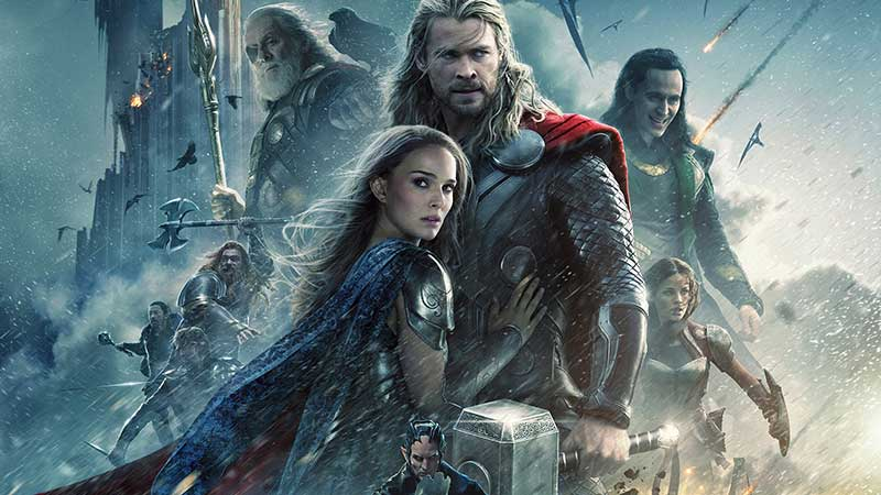 Thor: The Dark World تور