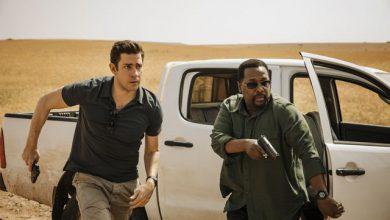 ryan and greer in desert