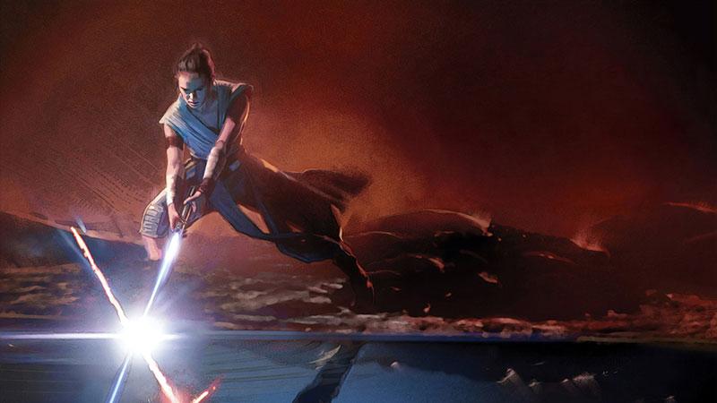 فیلم جنگ ستارگان: خیزش اسکایواکر