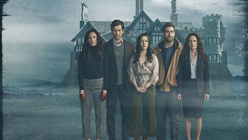 فصل دوم سریال تسخیر خانه هیل