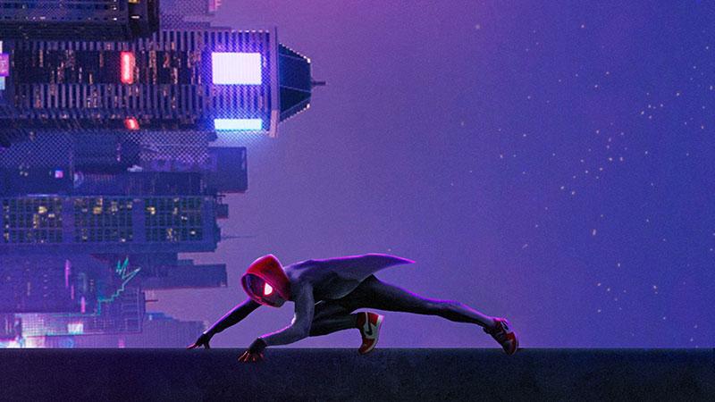 تاریخ اکران انیمیشن Spider-Man: Into the Spider-Verse 2