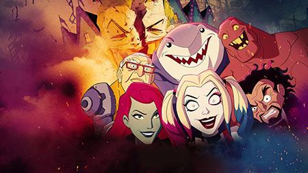 نظرات اولیه منتقدان نسبت به فصل 1 سریال هارلی کوئین (Harley Quinn)