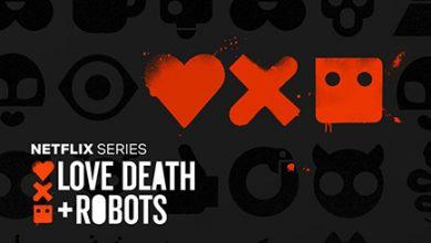 سریال عشق مرگ و رباتها