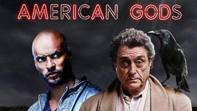 سریال خدایان آمریکایی