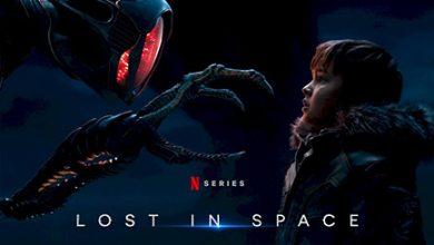 سریال گمشده در فضا